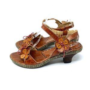Spring Step Tarragon Sandals